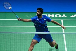 Badminton Asia Team Championships 2020 Indian Men Advance To The Semi Finals