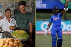 Yashasvi Jaiswal S Journey From Selling Paani Puri To Smashing A Ton Against Pakistan