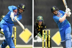Mandhana Shafali Shine As India Chase Down Record Total To Beat Australia By 7 Wickets