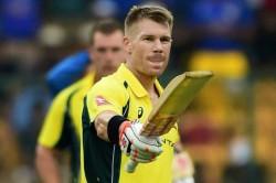 Australia Opener David Warner Hints At Retiring From T20i Cricket
