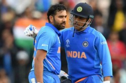 Rohit Sharma Says Ms Dhoni Is The Best Captain India Has Seen
