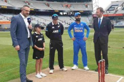 India Vs New Zealand 2nd Odi India Have Won The Toss And Have Opted To Field