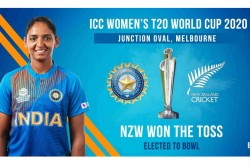 Icc Women S T20 World Cup 2020 New Zealand Women Have Won The Toss And Have Opted To Field