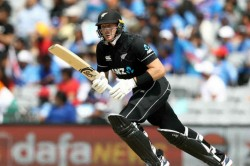 India Vs New Zealand 2nd Odi Martin Guptill Fifty Pushes New Zealand Ahead