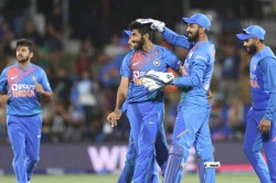 Icc Fines India For Slow Over Rate In Final T20i Against New Zealand