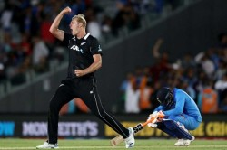 India Vs New Zealand 2nd Odi New Zealand Take 2 0 Series Lead After 22 Run Win Over India