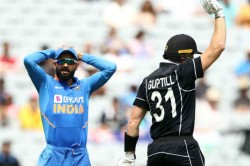 India Vs New Zealand Virat Kohli Says One Day Cricket Not As Relevant As T20is Tests In