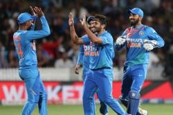 India Vs New Zealand 5th T20i India Beat New Zealand By 7 Runs To Sweep Series 5