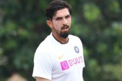 Ishant Sharma Ruled Out Of Second Test Against New Zealand Due To Ankle Injury