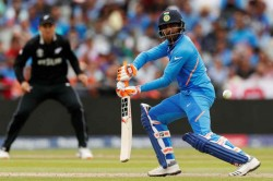 Icc Compares Nzvind 2nd Odi To World Cup Semi Final Shares Picture Of Ms Dhonis Run Out