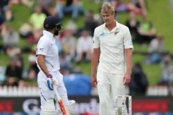 India Vs New Zealand Kyle Jamieson Reveals Plan Behind Getting Vira Kohli Out