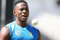South Africa Pacer Kagiso Rabada Is Out Of Odi Series Against Australia And India