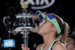 Australian Open 2020 Sofia Kenin Downs Garbine Muguruza For Maiden Grand Slam Title