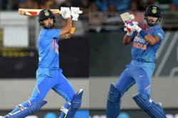 India Vs New Zealand 3rd Odi Shreyas Iyer Kl Rahul Achieve Impressive Feat At Bay Oval