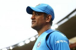 Ms Dhoni Has A Lot Of Cricket Left Retirement Completely His Call Says Rajiv Shukla