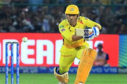 Ms Dhoni To Start Training For Ipl 2020 From March
