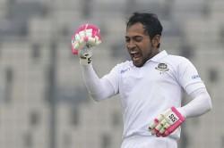 Mushfiqur Rahim Hit His Third Test Double Century Vs Zimbabwe In Dhaka Test