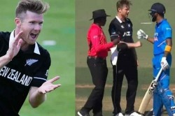 Icc S Suggestion Over Jimmy Neesham Kl Rahul Online Banter Is Hilarious