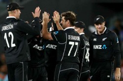 India Vs New Zealand 3rd Odi New Zealand Add Ish Sodhi Blair Tickner In Squad