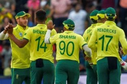 South Africa Skip Pakistan Tour In March Due To Heavy Workload