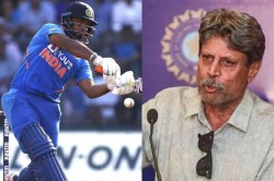 Kapil Dev Backs Rishabh Pant To Make A Comeback