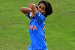 Poonam S Three Wickets Help India Edge Out Windies In Womens T20 World Cup Warm Up Match