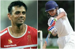 Rahul Dravid S Son Samit Tracing Father S Footsteps In Under 14 Cricket