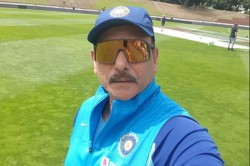 Exactly 39 Years After His Debut Ravi Shastri Returns To Basin Reserve As Coach Of Indian Team