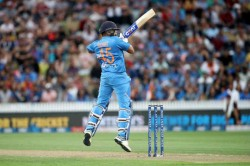 India Vs New Zealand 5th T20i Rohit Sharma 60 Fires India To 163 For