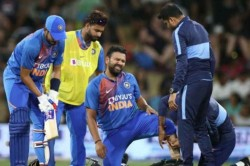 Rohit Sharma Suffers Calf Injury But Should Be Fine In Couple Of Days