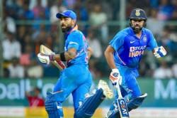 India Vs New Zealand Rohit Sharma Beats Virat Kohli To Register Most 50 Plus Scores In T20is