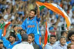 Sachin Tendulkar S 2011 World Cup Triumph In Top Five For Laureus Sporting Moment Award