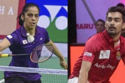 Saina Nehwal And Sameer Verma Enter Barcelona Spain Masters Quarterfinals Srikanth Out