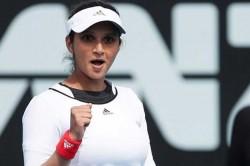 Sania Mirza And French Partner Caroline Garcia Advance Into Pre Quarterfinals Of Dubai Open