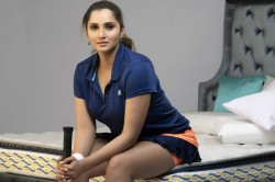 Sania Mirza Recovers From Calf Injury Returns To Action At Dubai Open