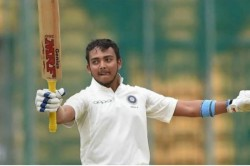 Prithvi Shaw Suffers Swelling On Leg Skips Practice Shubman Gill Likely To Make Test Debut