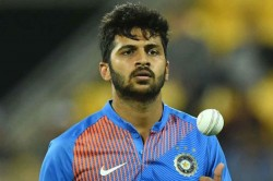 We Can Express Ourselves And Play With Freedom Shardul Thakur