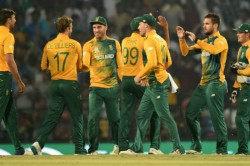 South Africa Announce Squad For T20i Series Against Australia Duplessis Rabada Return