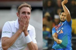 Icc Asks To Guess The Bowler Who Conceded Most Runs In An Over In T20is Stuart Broad Responds