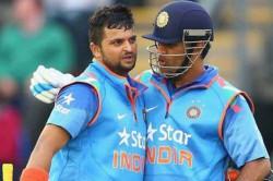 Suresh Raina Says Ms Dhoni Is Best Captain India Ever Had