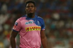 Rajastan Royals Pacer Oshane Thomas Involved In Car Crash In Jamaica