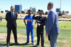 India Vs New Zealand 3rd Odi New Zealand Have Won The Toss And Have Opted To Field