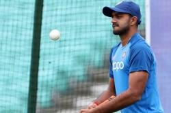 Indian Cricketer Vijay Shankar Shares Video Of His Incredible Bungee Jump