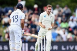 India Vs New Zealand 2nd Test Day 1 India Lose Kohli Rahane In Quick Succession
