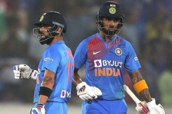 Virat Kohli Drops To No 10 As Kl Rahul Remains Top Ranked In Icc T20i Rankings
