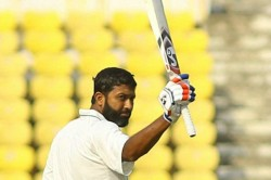 Wasim Jaffer 1st Man To Score 12000 Runs In Ranji Trophy