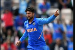 Kuldeep Yadav Carrying A Shoulder Injury From The Day He Landed In New Zealand