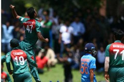 U19 World Cup Final India Collapse From 156 For 3 To 177 All Out