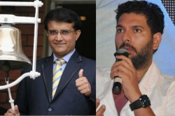Yuvraj Singh Trolls Sourav Ganguly Over Instagram Photo