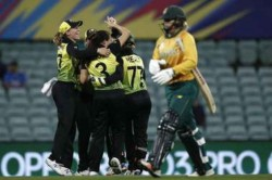 Icc Women S T20 World Cup Australia Beat South Africa To Meet India In Final